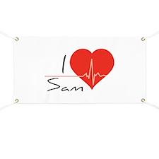 I love Sam Banner