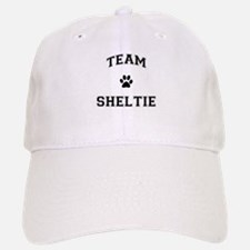 Team Sheltie Baseball Baseball Cap