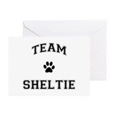 Team Sheltie Greeting Cards (Pk of 10)