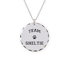 Team Sheltie Necklace