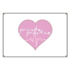 Private practice heart Banner