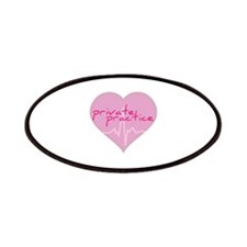 Private practice heart Patches