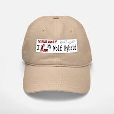 NB_Wolf Hybrid Baseball Baseball Cap