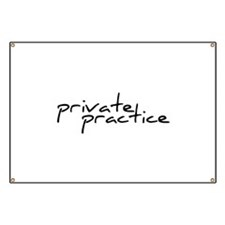 Private practice Banner