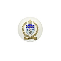 GOGUEN Family Crest Mini Button