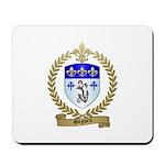 GOGUEN Family Crest Mousepad