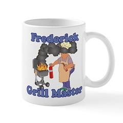 Grill Master Frederick Mug