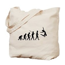 Long Jump Tote Bag