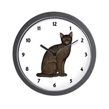 Aby Sitting Wall Clock