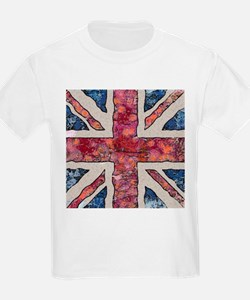Van Gogh Union Jack T-Shirt