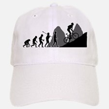 Mountain Biking Baseball Baseball Cap