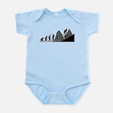 Mountain Biking Infant Bodysuit