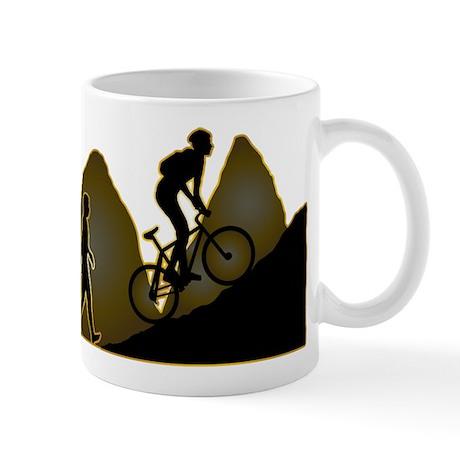 Mountain Biking Mug