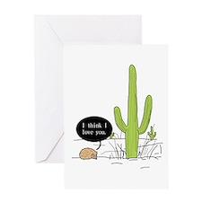 Greeting Card/ You had me at....