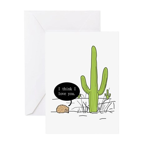 Greeting Card/ You had me at....