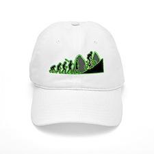 Mountain Biking Baseball Cap