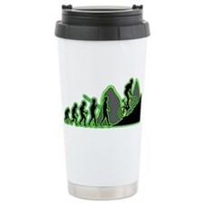 Mountain Biking Travel Mug