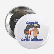 """Grill Master Gerald 2.25"""" Button"""