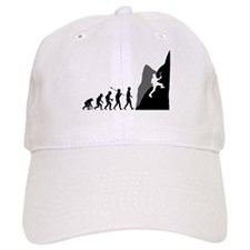 Mountain Climbing Baseball Cap