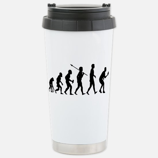 Pickleball Stainless Steel Travel Mug