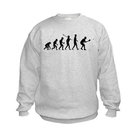 Pickleball Kids Sweatshirt
