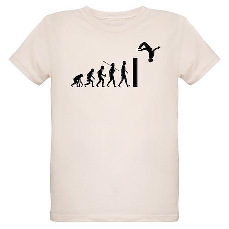 Parkour Organic Kids T-Shirt