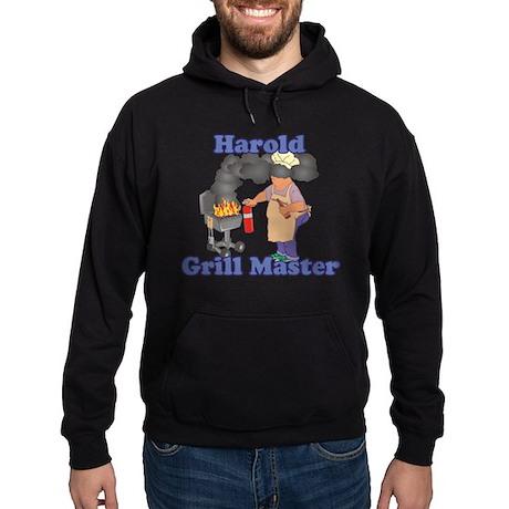 Grill Master Harold Hoodie (dark)