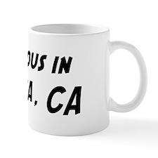 Famous in Coalinga Mug