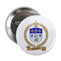 GUEGUEN Family Crest Button