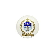 GUEGUEN Family Crest Mini Button