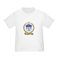 GUEGUEN Family Crest T