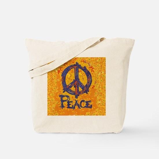 Gustav Klimt Peace Tote Bag