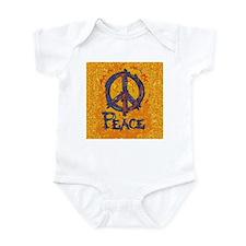 Gustav Klimt Peace Infant Bodysuit