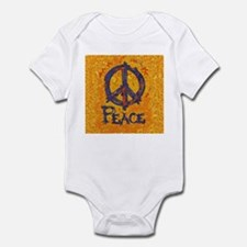 Gustav Klimt Peace Infant Bodysuit