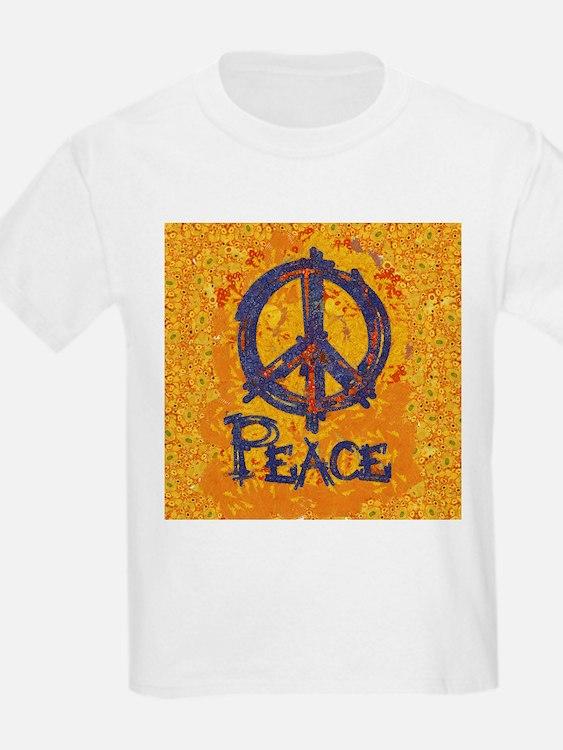 Gustav Klimt Peace T-Shirt