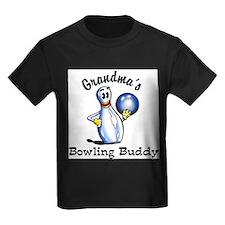 grandmas bowling buddy T-Shirt
