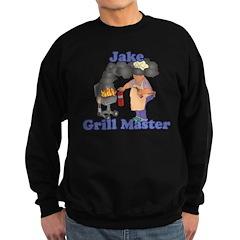 Grill Master Jake Sweatshirt (dark)