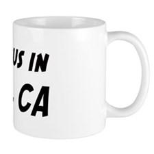 Famous in Big Sur Mug