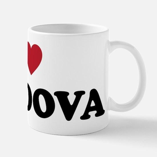 I Love Moldova Mug