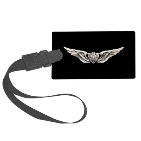 Aviation Crew Member Large Luggage Tag