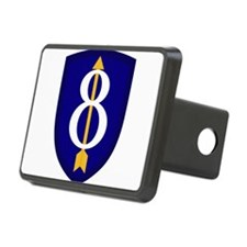 8th Infantry Hitch Cover