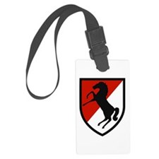 11th Armored Cavalry Luggage Tag