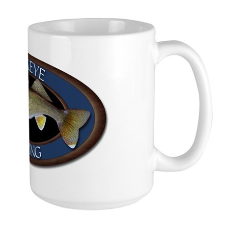 Walleye Large Mug