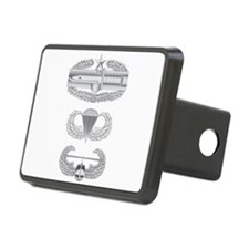 CAB 2nd Airborne Air Assau Hitch Cover