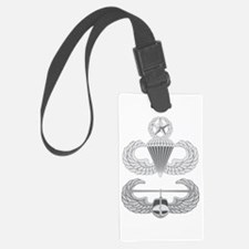 Master Airborne Air Assault Luggage Tag
