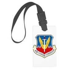 Air Combat Command Luggage Tag