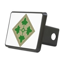4th Infantry Hitch Cover