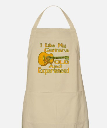 Old Guitar Apron