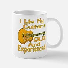 Old Guitar Mug