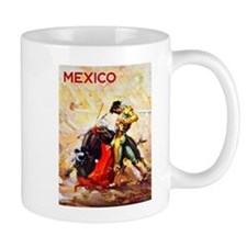 Mexico Travel Poster 2 Mug